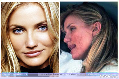 Cameron Diaz - Stars without Make Up