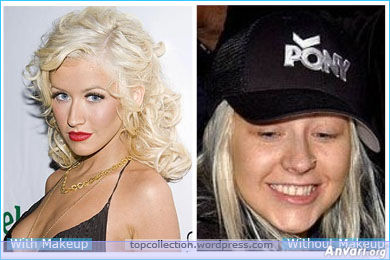 Christina Aguilera - Stars without Make Up