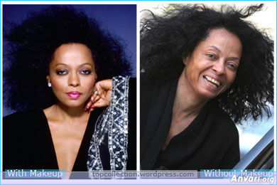 Diana Ross - Stars without Make Up