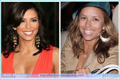 Eva Longoria - Stars without Make Up