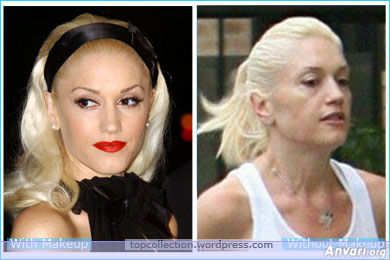 Gwen Stefani - Stars without Make Up