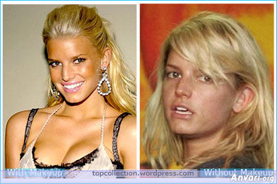 Jessica Simpson - Stars without Make Up