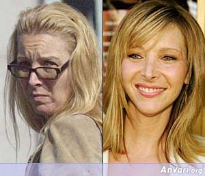 Lisa-Kudrow Without Makeup - Stars without Make Up