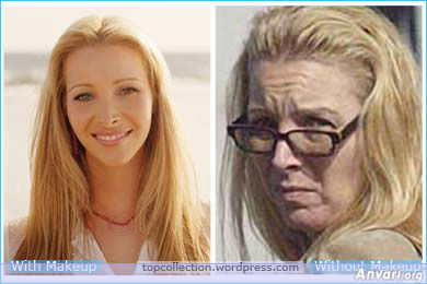 Lisa Kudrow - Stars without Make Up
