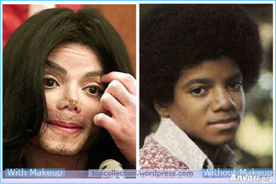 Michael Jackson - Stars without Make Up