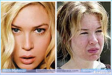 Rene Zellweger - Stars without Make Up