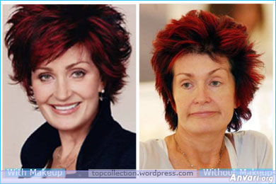 Sharon Osbourne - Stars without Make Up
