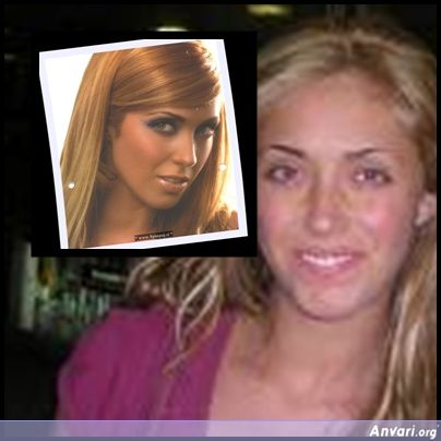 Stars Anahi Anny - Stars without Make Up