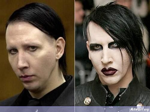 Stars Manson - Stars without Make Up