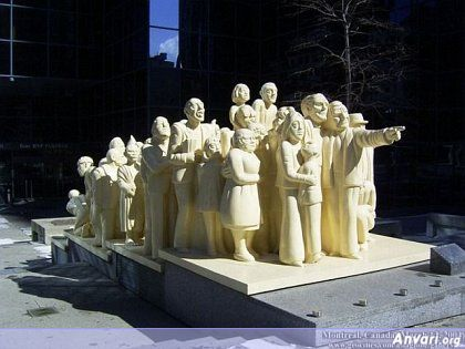 44a2431d08e7c390762186 - Strange Statues around the World 2