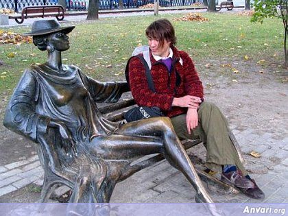 44a2431fcf3d7102545615 - Strange Statues around the World 2