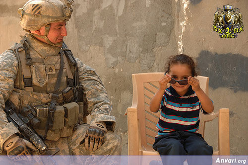 US Army Soldier 24 - The Bright Side of US Army Soldiers