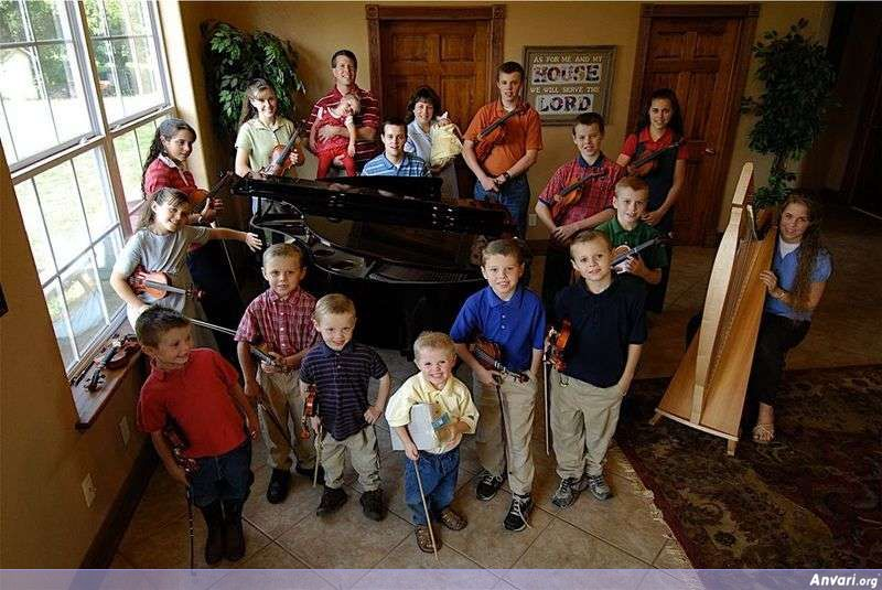 Duggar Family 217 - The Duggar Family
