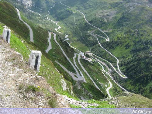 Stelvio Pass Road Redefining Switchbacks 2 - The Most Dangerous Roads in the World