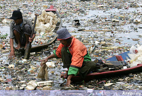 Plastic Rubbish 2 - The Most Polluted River in the World