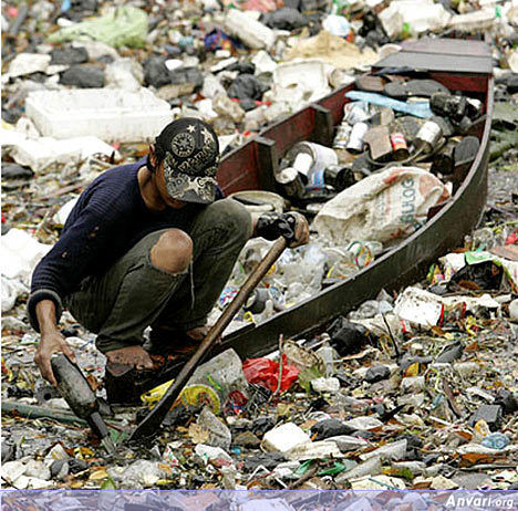 Plastic Rubbish 3 - The Most Polluted River in the World