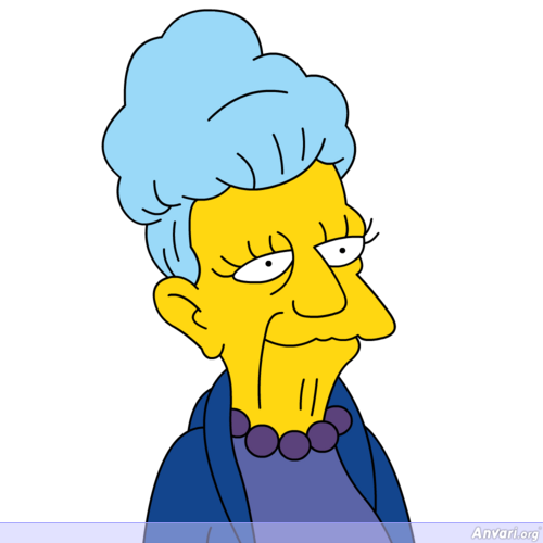 Agnes Skinner - The Simpsons Characters Picture Gallery