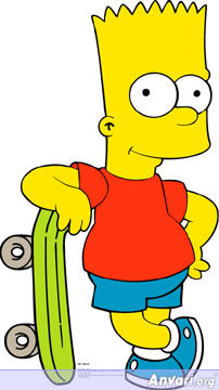 Bart Simpson - The Simpsons Characters Picture Gallery