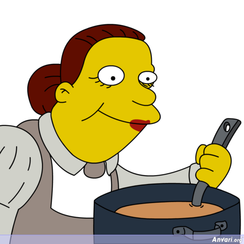 Doris - The Simpsons Characters Picture Gallery