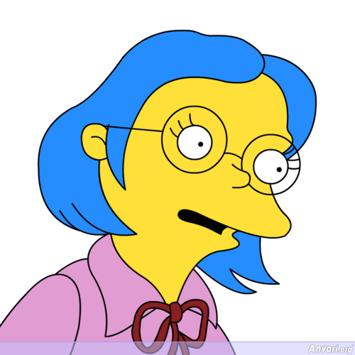 Elizabeth Hoover - The Simpsons Characters Picture Gallery