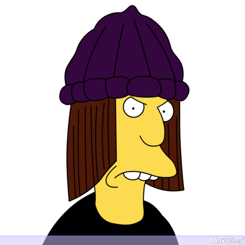 Jimbo Jones - The Simpsons Characters Picture Gallery