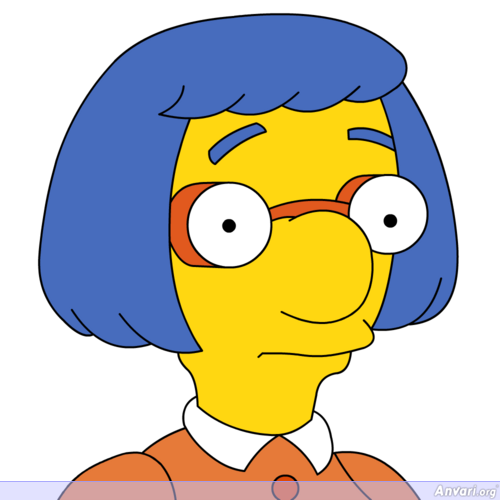 Luann van Houten - The Simpsons Characters Picture Gallery