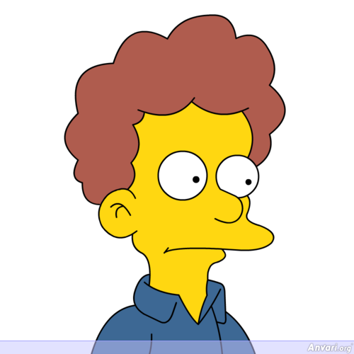 Rod Flanders - The Simpsons Characters Picture Gallery