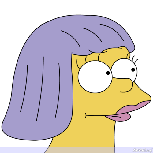 Sarah Wiggum - The Simpsons Characters Picture Gallery