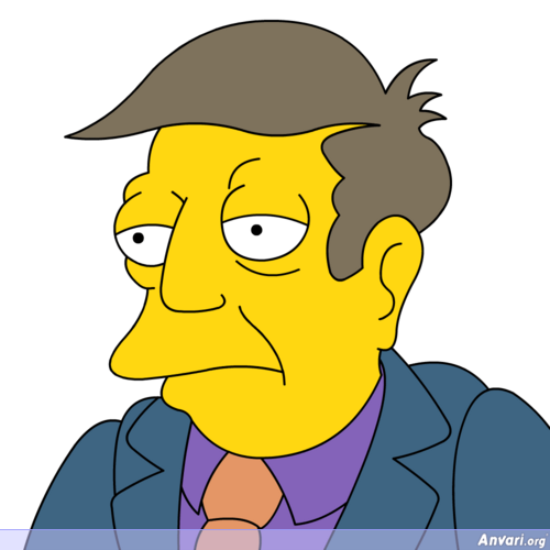 Seymour Skinner - The Simpsons Characters Picture Gallery