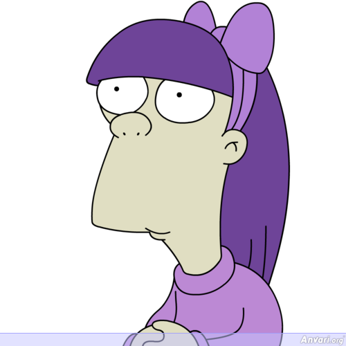 Sherri - The Simpsons Characters Picture Gallery