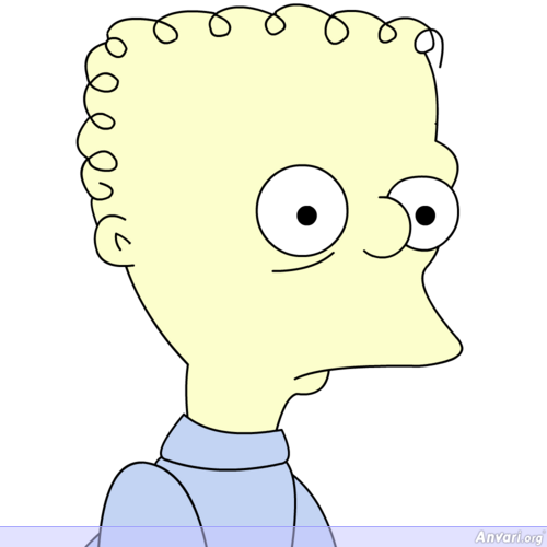 Wendell Borton - The Simpsons Characters Picture Gallery