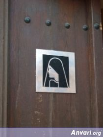 04 afemaleuaecc2 - Toilet Signs Around the World