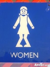 20 afemaleaustralianz7 - Toilet Signs Around the World