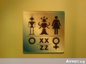 21 asciencefemalegl0 - Toilet Signs Around the World
