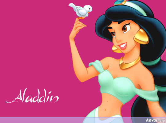 Disney Girl 04 - Top 10 Hottest Women Made by Disney
