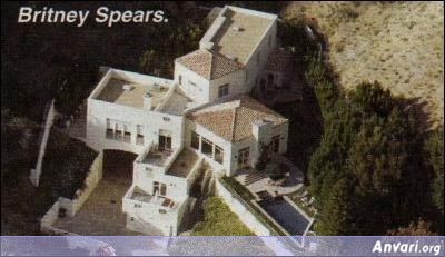 Britney Spears - Where Celebrities Live