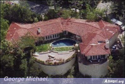 George Michael - Where Celebrities Live