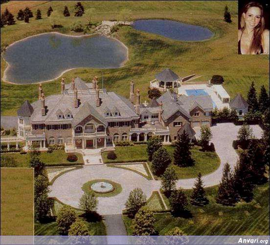 Mariah Carey - Where Celebrities Live