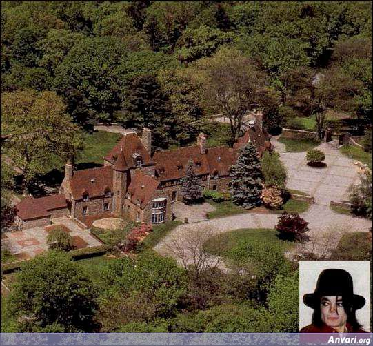 Michael Jackson - Where Celebrities Live