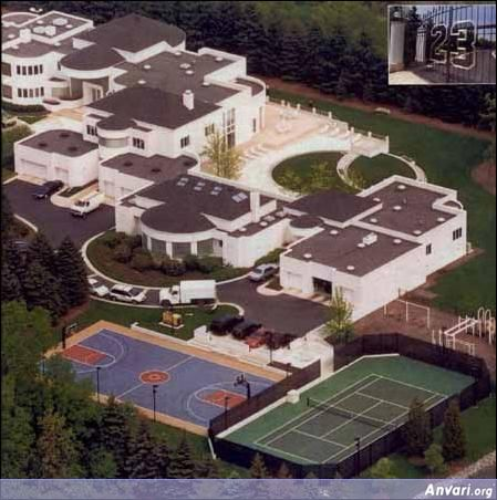 Michael Jordan - Where Celebrities Live