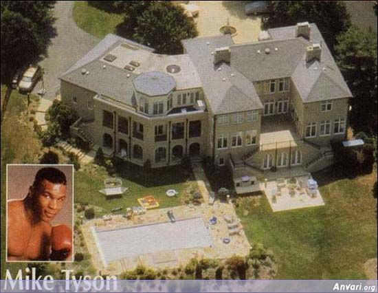 Mike Tyson - Where Celebrities Live