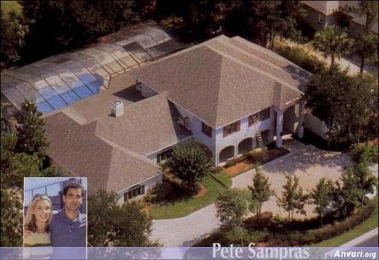Pete Sampras - Where Celebrities Live