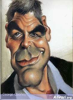George Clooney - Artists