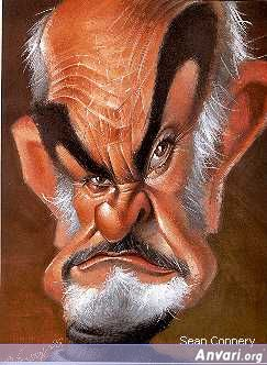 Sean Connery - Artists