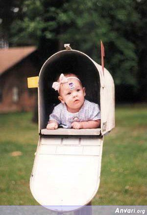 Mailbox Kid - Cute Kids
