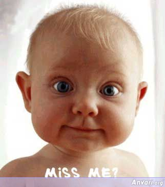 Miss Me - Cute Kids