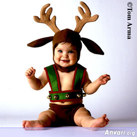 Reindeer - Cute Kids