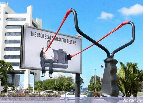 Outdoor Advertising 07 - Funny Billboard Ads