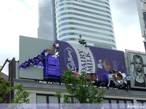 Outdoor Advertising 67 - Funny Billboard Ads