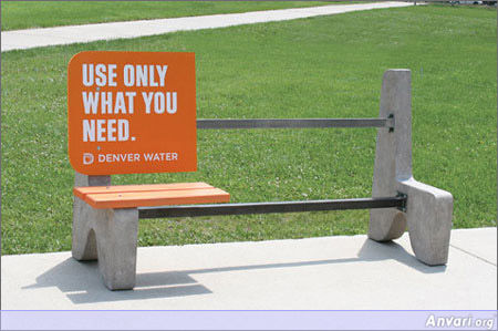 Outdoor Advertising Street Denver Water - Funny Billboard Ads